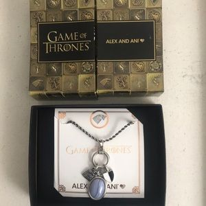 Game of Thrones charm necklace